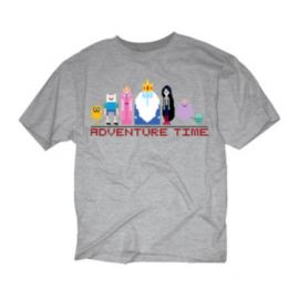Novelty Adventure Time Pixel Tee at JC Penney