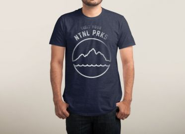 Ntnl Prks Tee at Threadless