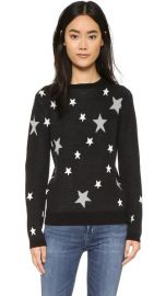 ONE by Amour Vert Celeste Star Sweater at Shopbop