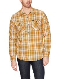 Obey Men s Seattle Shirt Jacket at Amazon