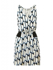 Oblixe dress by Diane von Furstenberg at Matches