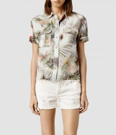 Octavia Colada Shirt at All Saints