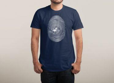 Octo Print T-shirt at Threadless