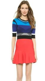 Ohne Titel Chevron Crop Pullover at Shopbop