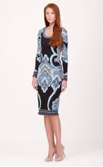 Oksana Dress at Hale Bob