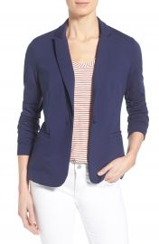Olivia Moon Knit Blazer  Regular   Petite at Nordstrom