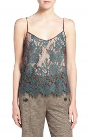 Olivia Palermo   Chelsea28 Lace Camisole at Nordstrom
