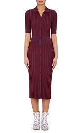 Olivia Rib-Knit Shirtdress at Barneys