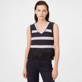 Olivina Sleeveless Sweater at Club Monaco