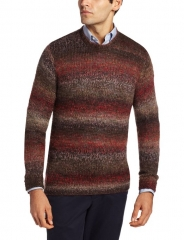 Ombre stripe sweater by Perry Ellis at Amazon