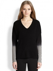 Ombre sweater by Vince at Saks Fifth Avenue