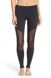 Onzie Colorblock Track Leggings at Nordstrom