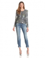 Opale sequin jacket by Joes Jeans at Amazon