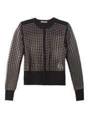 Open Lace Cardigan by Alexander McQueen at Matches