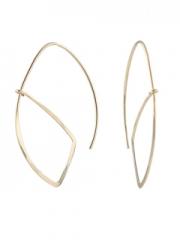 Open Sail Earrings at Peggy Li