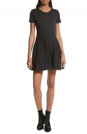 Opening Ceremony Desert Jacquard Flare Dress at Nordstrom