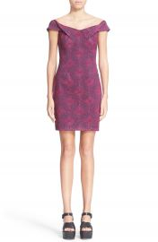Opening Ceremony Floral Print Sheath Dress at Nordstrom
