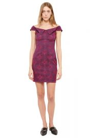 Opening Ceremony Medallion Jacquard Dress at Orchard Mile
