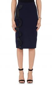 Opening Ceremony Ruffle Pencil Skirt at Barneys Warehouse