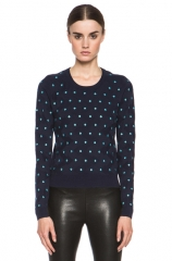 Opening Ceremony Sahara Sweater at Forward by Elyse Walker