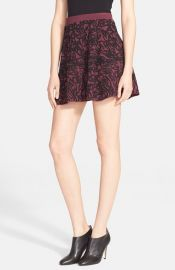 Opening Ceremony and39Cabbageand39 Jacquard Knit Skirt at Nordstrom