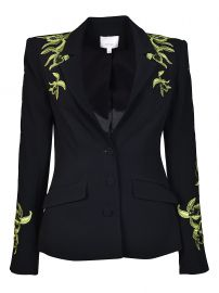 Orchid Pax Blazer by Cinq a Sept at Italist