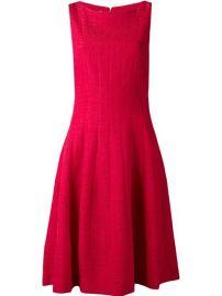 Oscar De La Renta Full Bottom Jacquard Dress - Marissa Collections at Farfetch