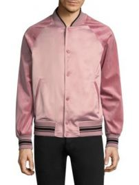 Ovadia   Sons - Alex Varsity Jacket at Saks Fifth Avenue