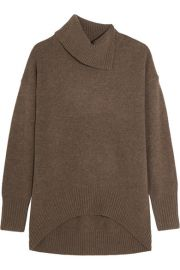 Oversized Wool Turtleneck Sweater by Joseph at Net A Porter