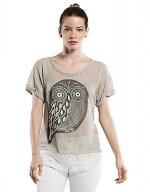 Owl top at Lord and Taylor at Lord & Taylor