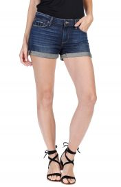 PAIGE Jimmy Jimmy Denim Shorts  Virginia at Nordstrom