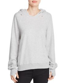 PAM  amp  GELA Hollywood Hobo Hoodie  at Bloomingdales