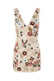 PETITE Sequin Plunge Mini Dress - Dresses - Clothing at Topshop