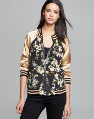 PJK Patterson J Kincaid Jacket - Kerra Varsity at Bloomingdales