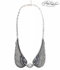 PLL Aria Wing Necklace at Aeropostale