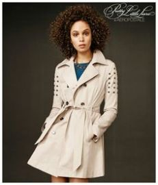 PLL Collection Studded Trench at Aeropostale