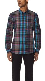 PS by Paul Smith Plaid Shirt at East Dane