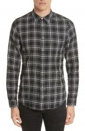 PS Paul Smith Check Sport Shirt at Nordstrom