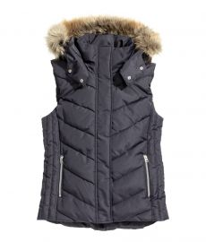 Padded Vest at H&M