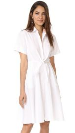 Diane von Furstenberg Collared Shirtdress at Shopbop