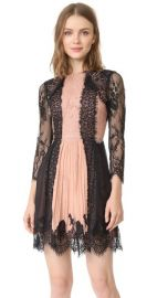 Kaylen Lace 3/4 Sleeve Dress at Shopbop