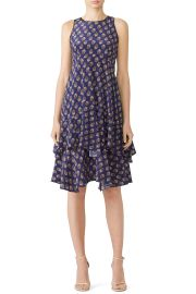 Paisley French Dress by Nanette Lepore at Rent The Runway