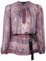 Paisley blouse by Isabel Marant at Farfetch