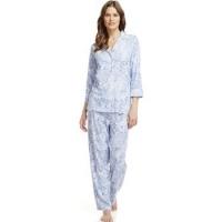 Paisley pajamas at Kohls