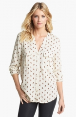 Paisley print shirt by Vince Camuto at Nordstrom