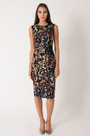 Palmdale Sheath Dress at Black Halo