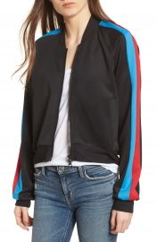 Pam   Gela Crop Track Jacket at Nordstrom