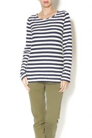 Pam Striped Tee by Marc by Marc Jacobs at Shoptiques