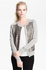 Pams sequinned cardigan by DvF at Nordstrom