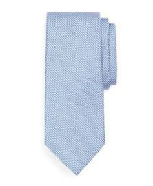 Panama Houndstooth Tie at Brooks Brothers